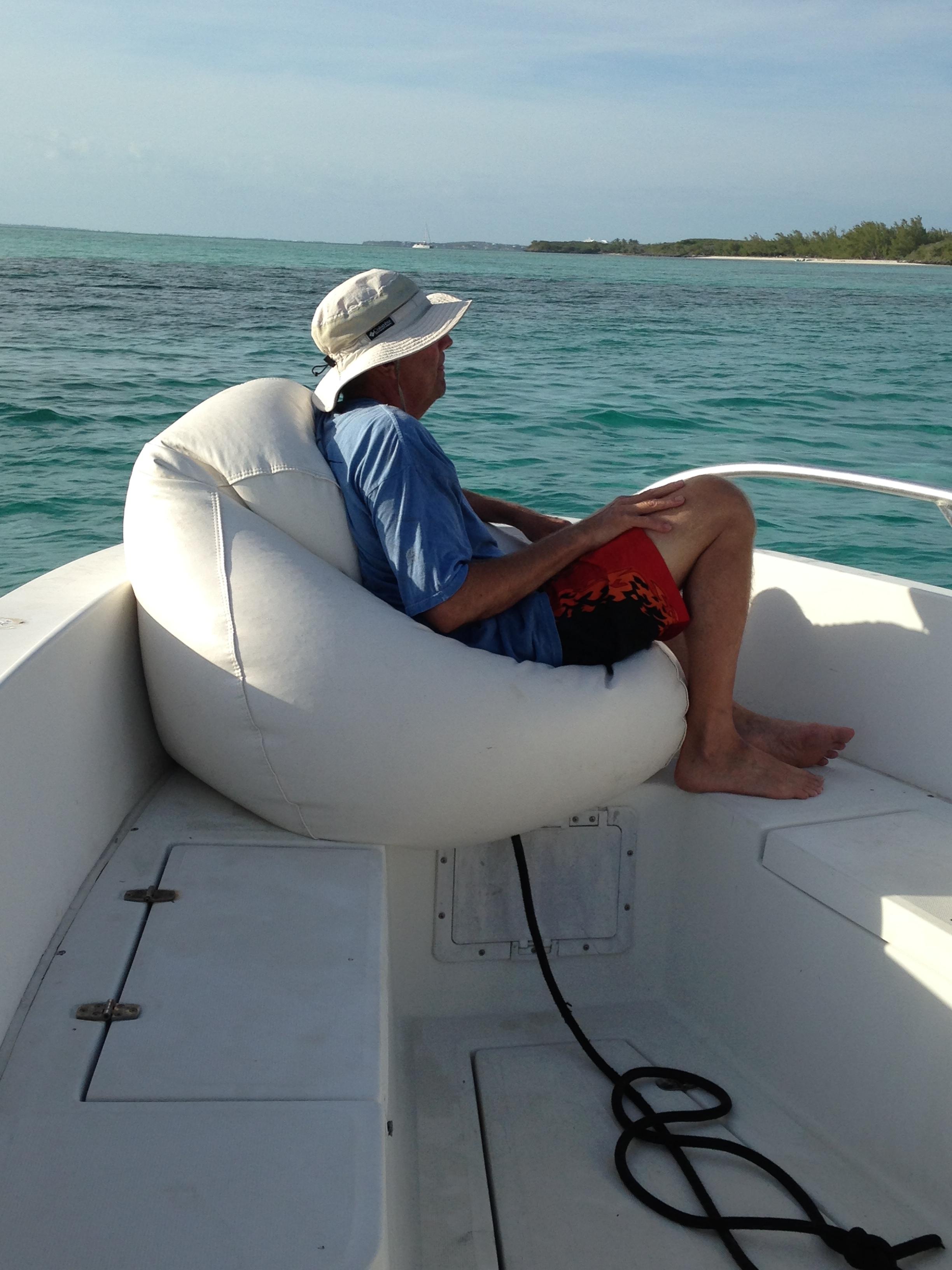 Beau Bean Bag Boat Chair